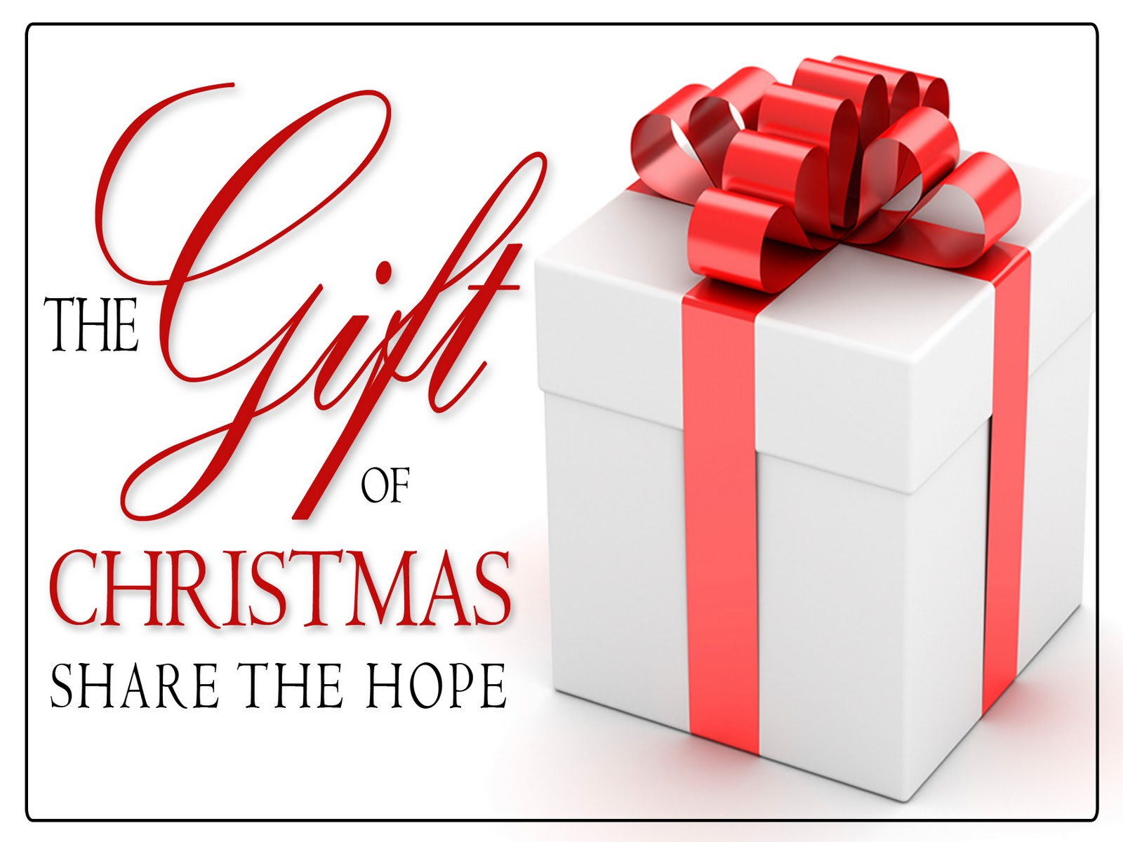 Christmas Gift From God | XmasPin